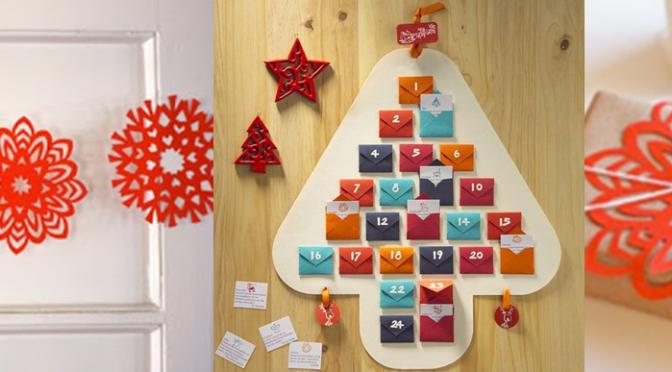 Actividades para los niños en Navidad