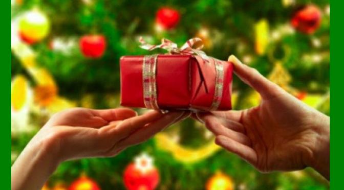 La Navidad es tiempo de compartir